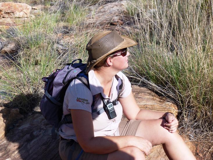 Adventure tour guide by Jo Castro