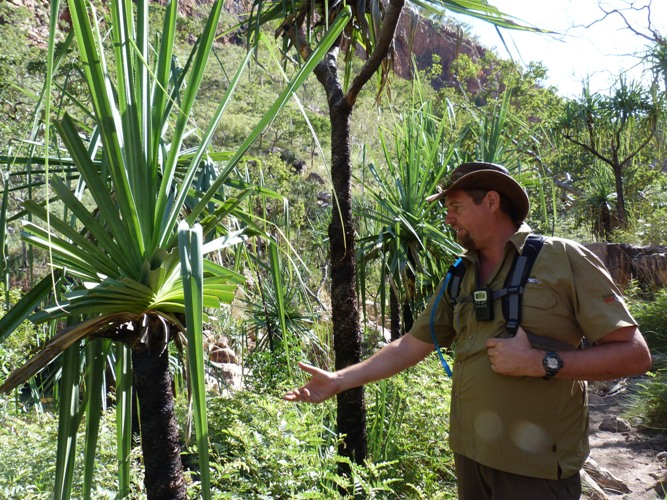 The secets of an adventure tour guide by Jo Castro