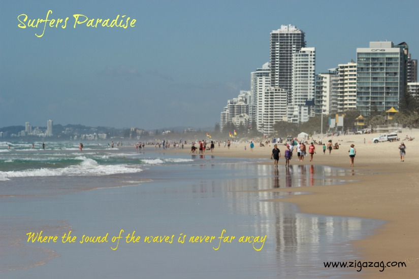 Things to do in Surfers Paradsie without going to a Theme Park