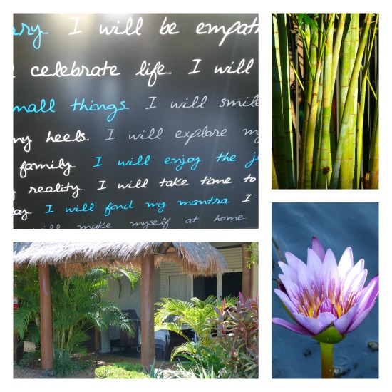 Why Basking in a Bali Style Resort in Broome is good for you by Jo Castro
