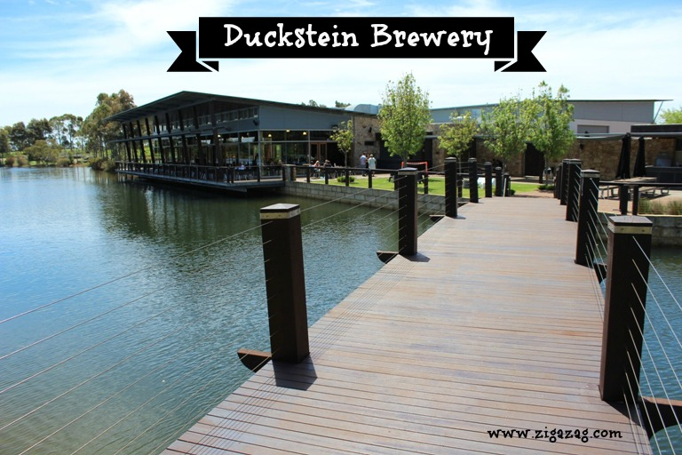 Episode1. Beaches and Breweries. Duckstein Brewery Margaret River