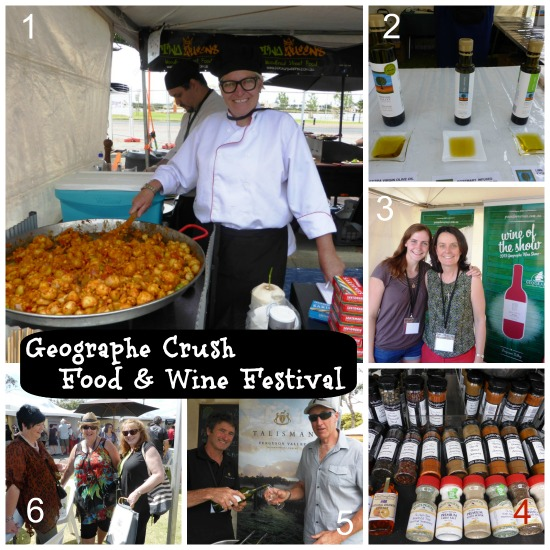 Geographe Crush Food and Wine Festival, Bunbury, South West Australia