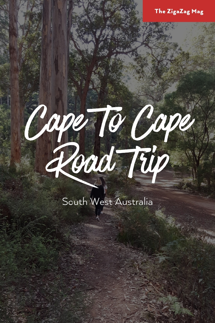 Cape to Cape Road Trip