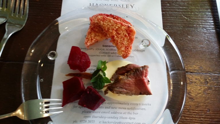 Hackersley Wine Estate and Restaurant – five star dining