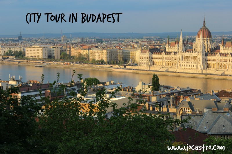 Overland adventure around Europe by Coach, City Tour, Budapest, Jo Castro