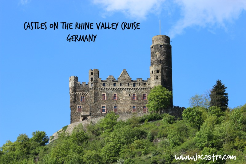 Overland adventure around Europe, Rhine Valley, Jo Castro
