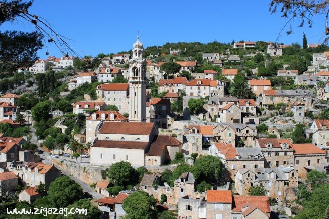 island hopping Croatia cycle cruise holidays