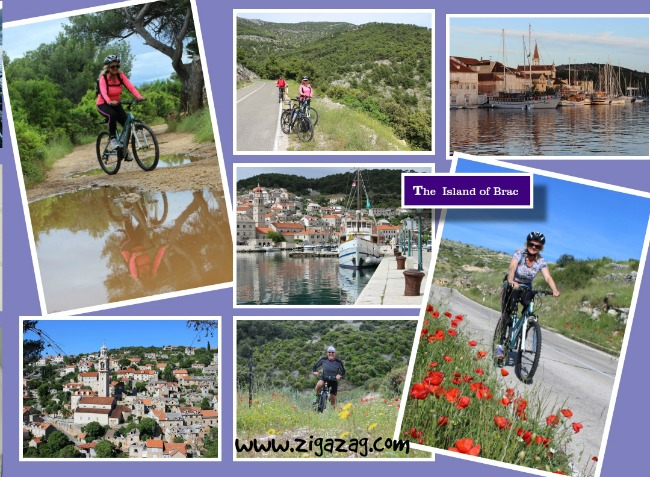 Reasons to book a cycle cruise