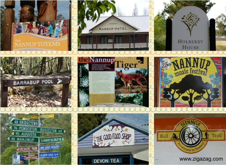 western australia, nannup, things to do in nannup