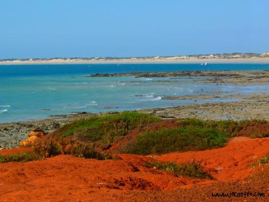 Broome beach. Kimberley tours