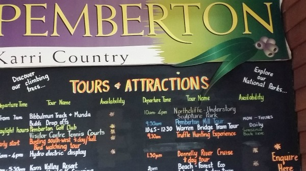 Things to do in Pemberton with Kids