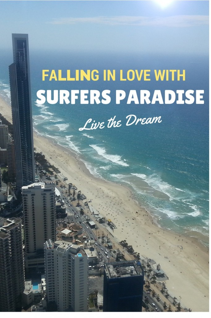 Accommodation Surfers Paradise and a Beach that Never Ends