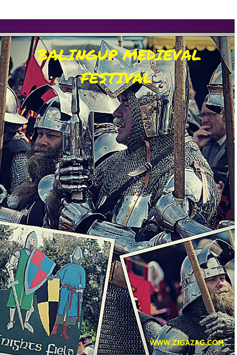 South West Events, Balingup Medieval Festival