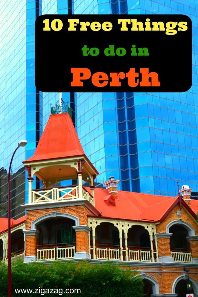 My Top 10 Free Things to do in Perth