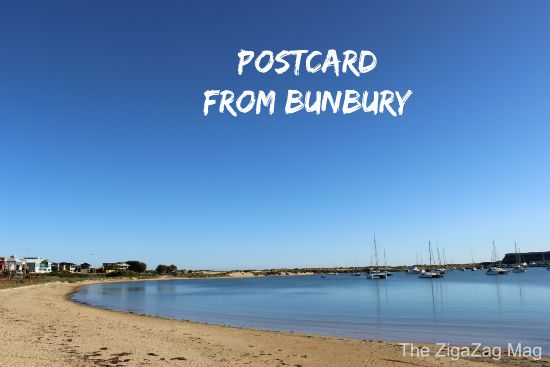 Postcard from Bunbury and The Lighthouse Beach Resort