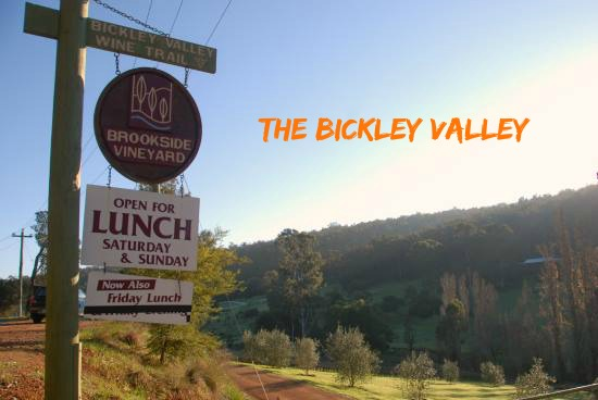 A Weekend in the Bickley Valley