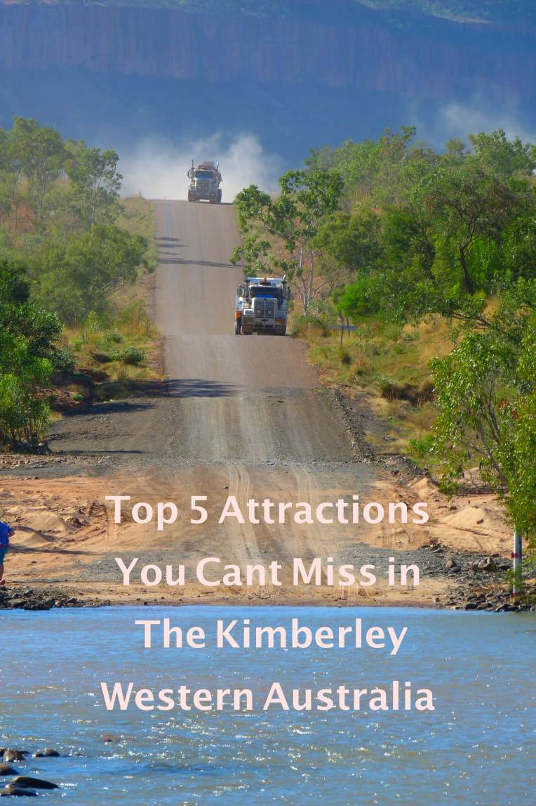 Top Things to do in Western Australia. Visit The Kimberley in Australia's north and north west.