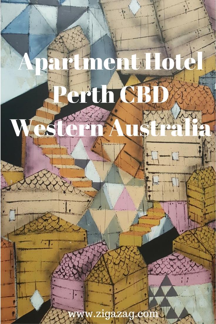 Citadines St Georges Terrace, Apartment Hotel in Perth, Australia - Review