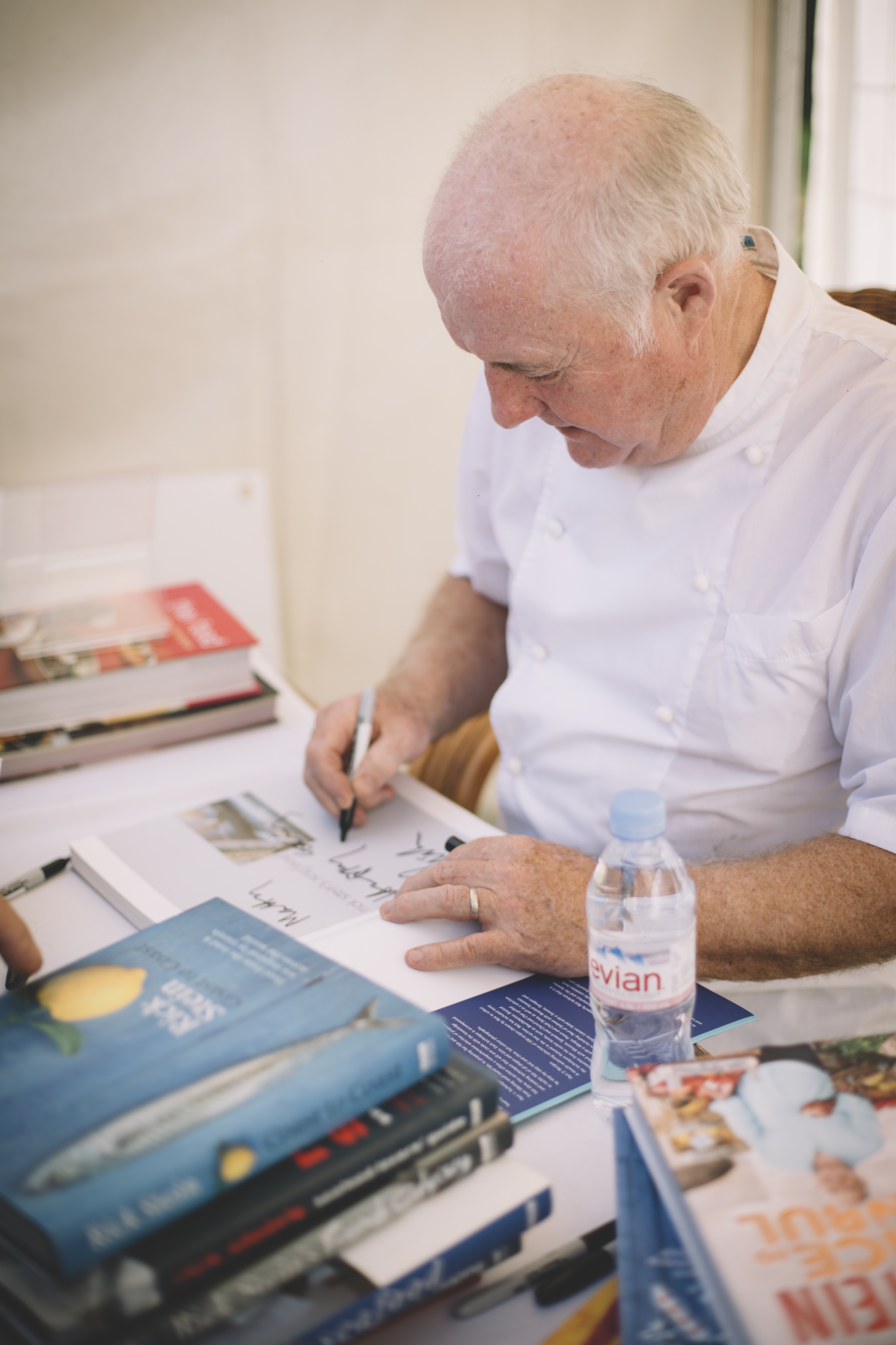 the-margaret-river-escape, gourmet-village-rick-stein-book-signing-2015