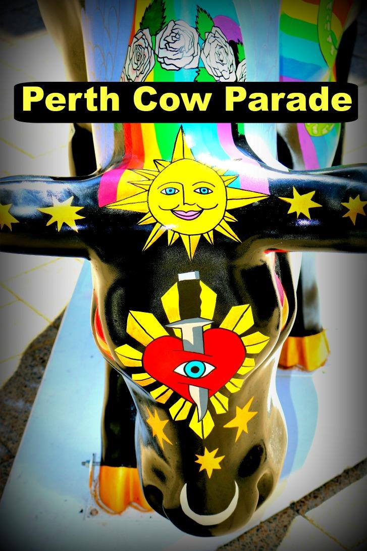 Perth Cow parade