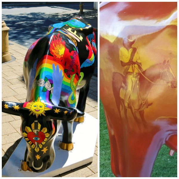 Perth Cow Parade