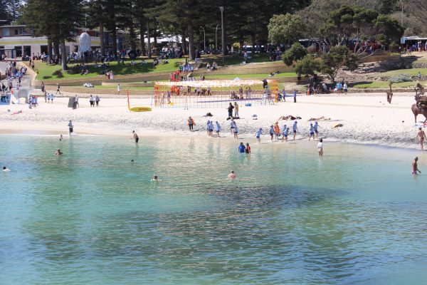 What's on in WA, Cottesloe Beach