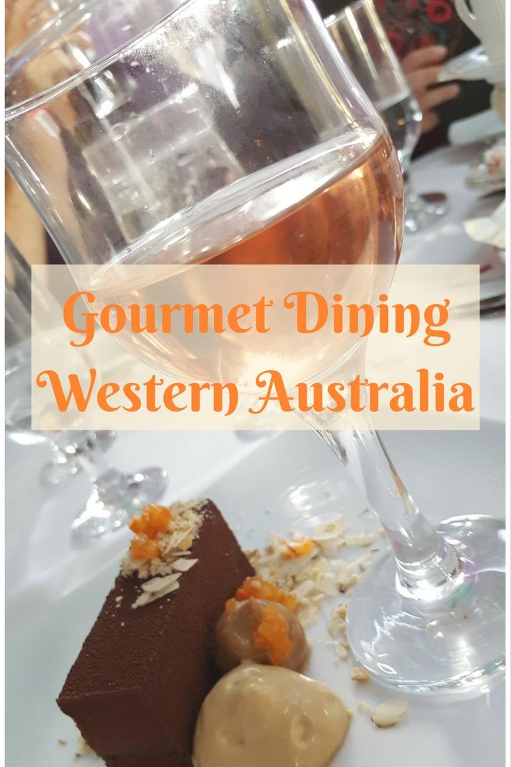 Gourmet Dining in Western Australia