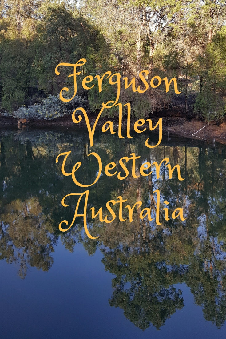 Ferguson Valley, Western Australia. Ferguson Valley accommodation. Evedon Park Bush Retreat
