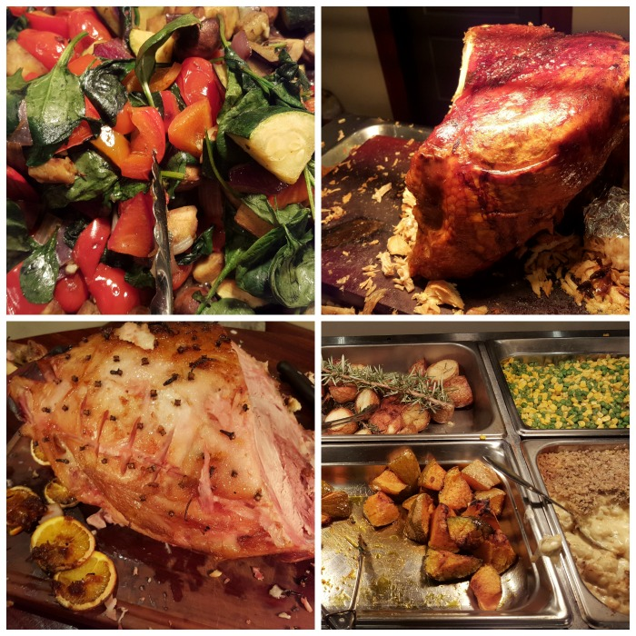 Ferguson VAlley Accommodation, Christmas in July buffet