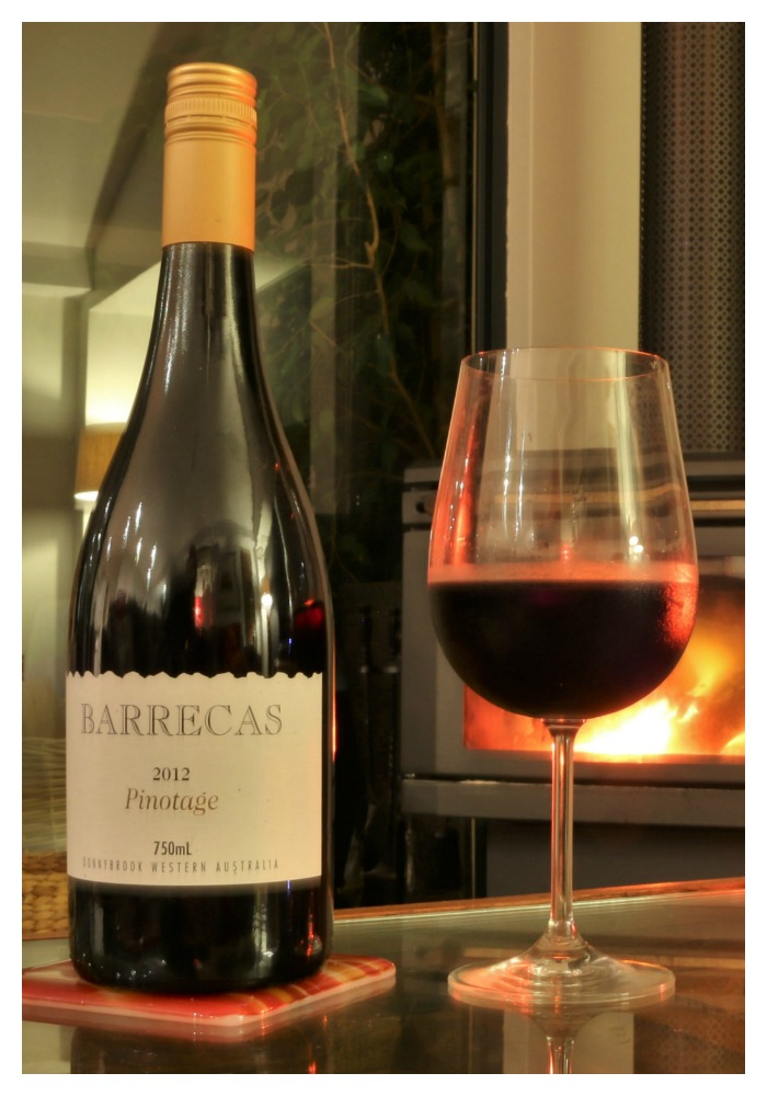 Photo of Barrecas pinotage from post 'Road Trip from Bunbury.'
