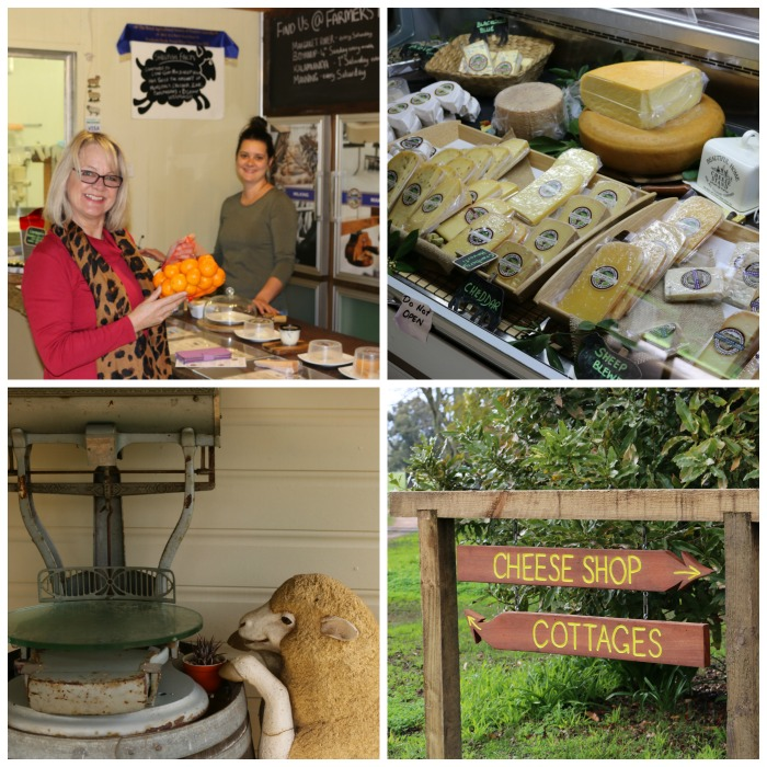 Pictures of Cambray Cheese Factory near Nannup, from post, Road Trip from Bunbury.