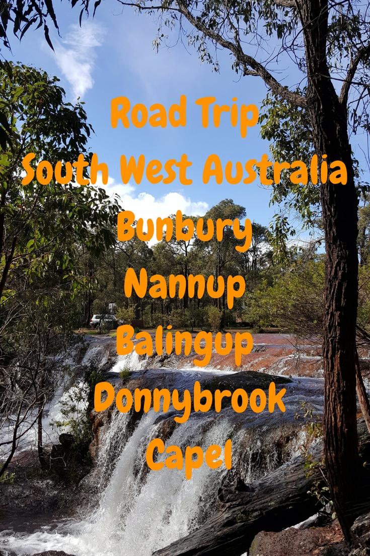 Road Trip from Bunbury, South West Australia