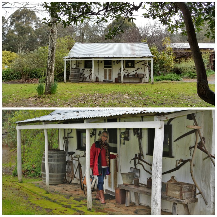 Photos of Ellis Cottage near Balingup from post, 'Road trip from Bunbury'.