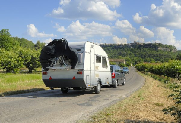 Car and Caravan, safety upgrades