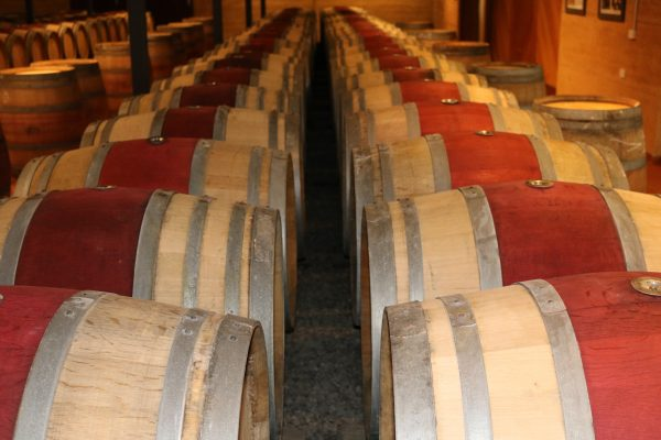 Cape Mentelle, wine barrels
