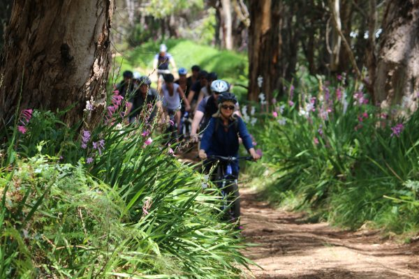 margaret river bike trail