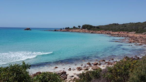 Eagle Bay Road beaches