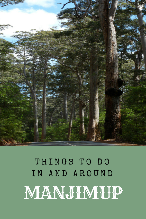 Things to do in Manjimup
