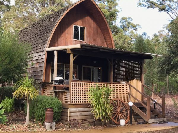 Accommodation Nannup, Jarrah Glen Cabins
