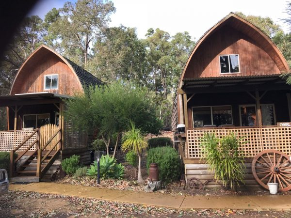 Nannup Accommodation, Jarrah Glen Cabins
