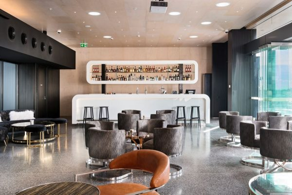 Where to Stay in Perth - The Melbourne Hotel - Rooftop bar