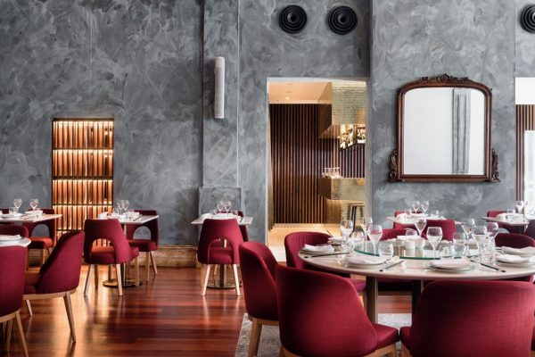 Where to Stay in Perth - The Melbourne Hotel - Restaurant