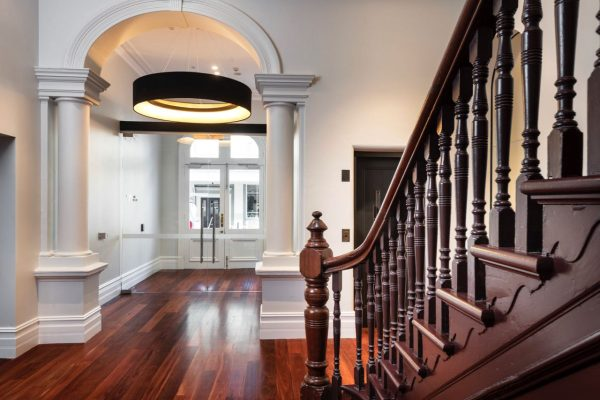 Where to Stay in Perth - The Melbourne Hotel - staircase