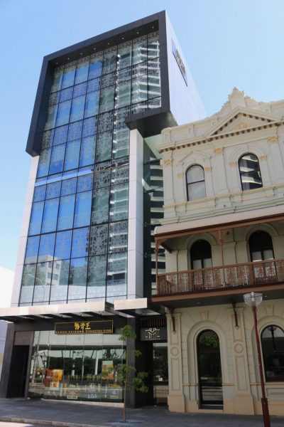 Where to Stay in Perth - The Melbourne Hotel - outside