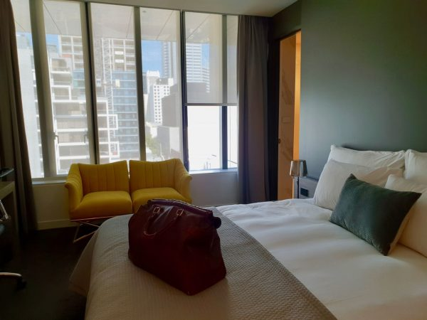 Melbourne Hotel - Where to Stay in Perth - The Melbourne Hotel - bedroom
