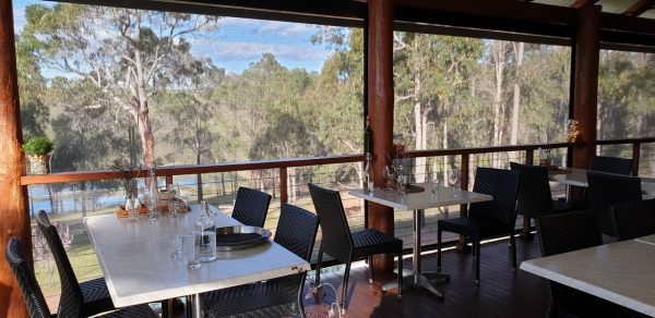 Smallwater Estate, Restaurant, Geographe Wine Region, SW Australia