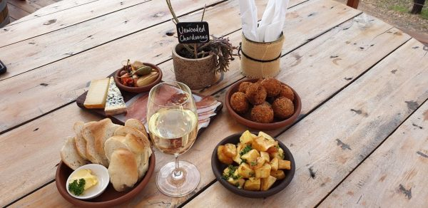 Tapas, Smallwater Estate, SW Australia
