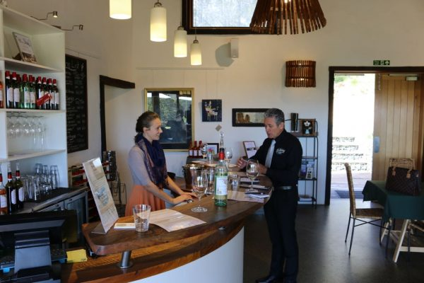 Barton Jones Cellar Door