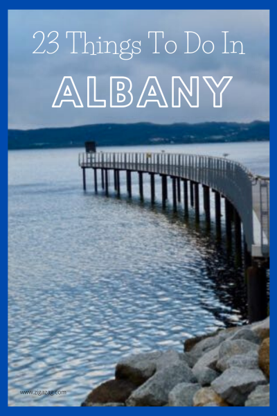 Things to do in Albany
