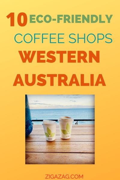 Eco Friendly coffee shops, western australia